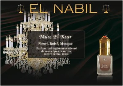 Parfums El Nabil Musc el Ksar