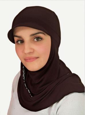 Modiste Hijab Iman Brown