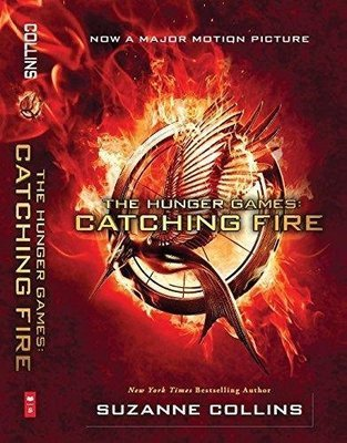 The Hunger Games - Catching Fire by Suzanne Collins