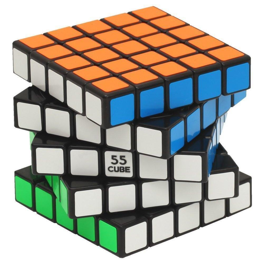 5x5x5 Professor Cube Moyu Puzzle Brain Magic Game