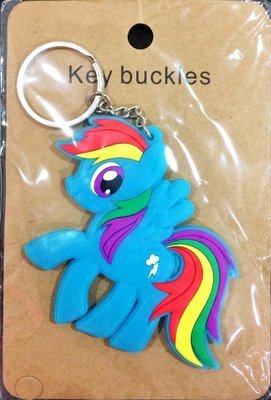 PVC Keychain ( Key Buckles) (2 Pcs)