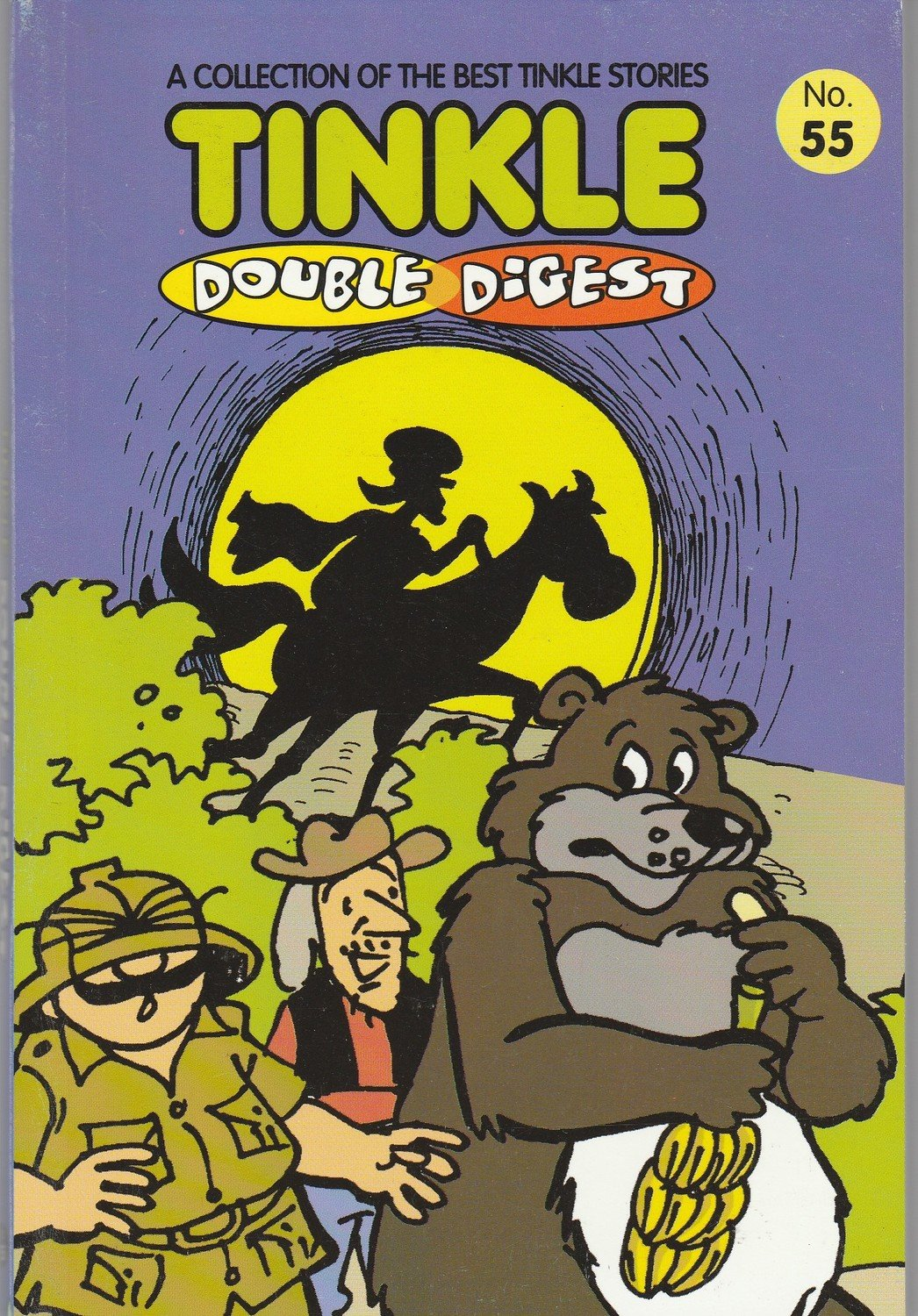 Tinkle Double Digest - No.55