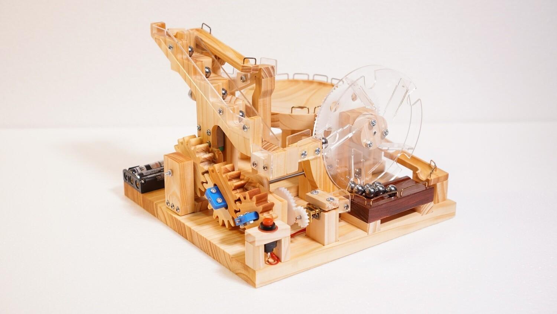 S1 Stair Mechanism - Single Module