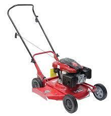 """Big Roo 21"""" Commercial Slashing Push Lawn Mower PUS6060L"""
