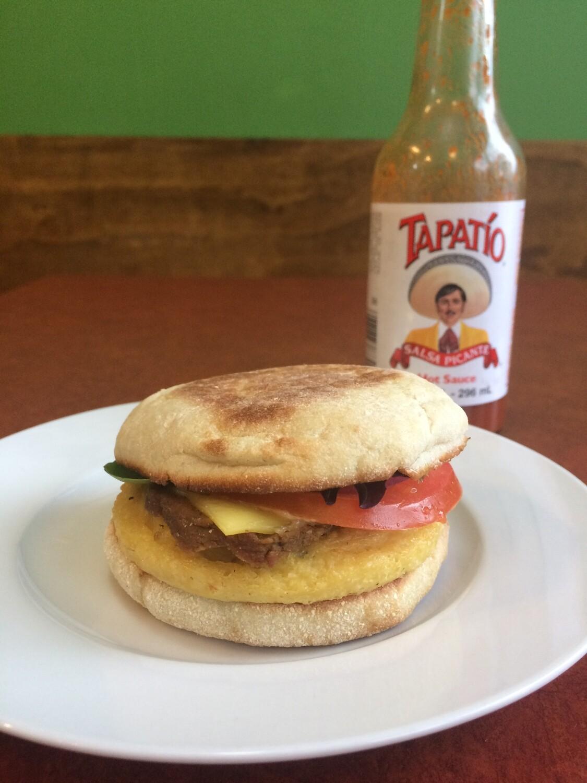 'Just Egg' Breakfast Sandwich