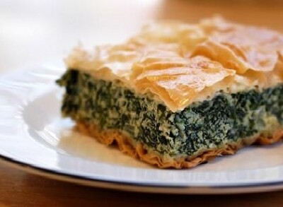 Gourmet Greek Vegan Feast for 2