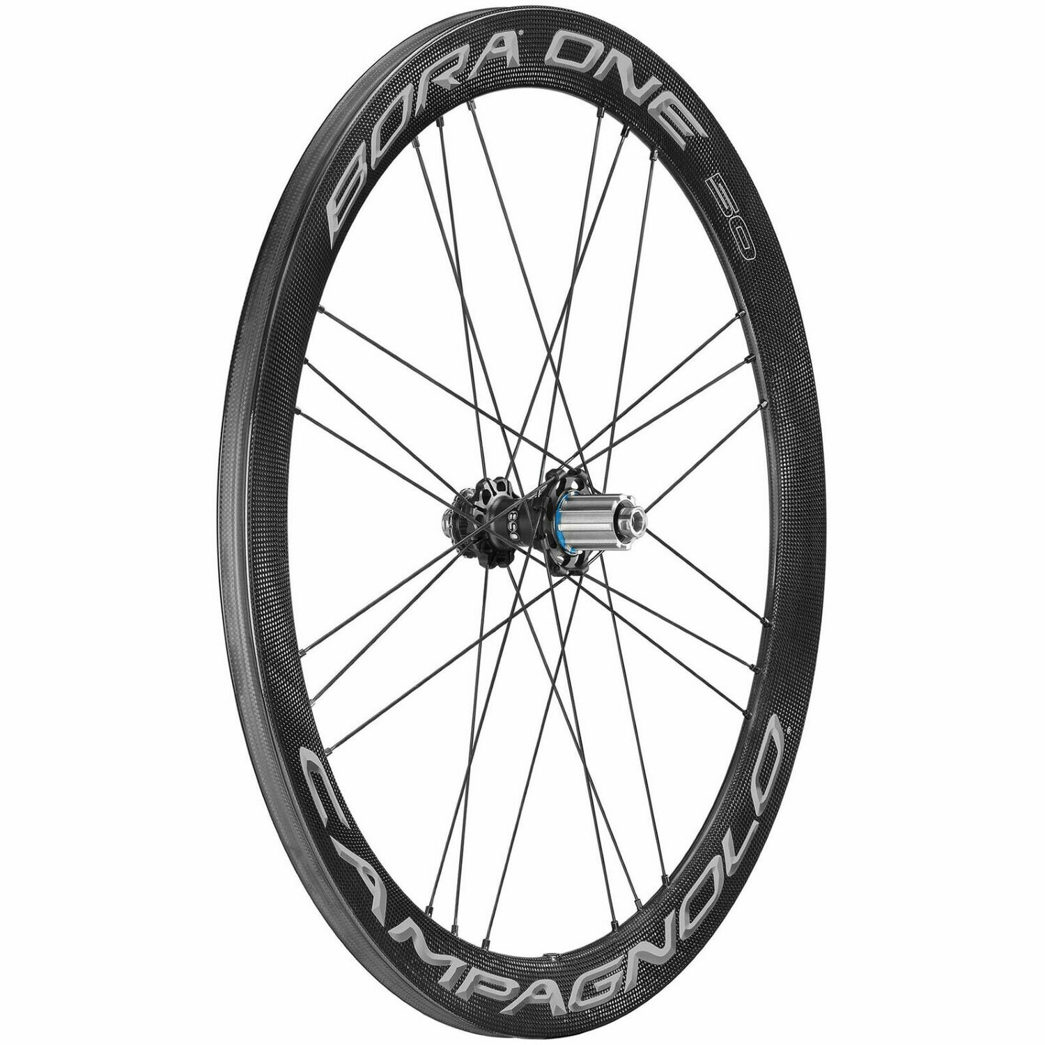 clincher Bora One 50 for disc brakes