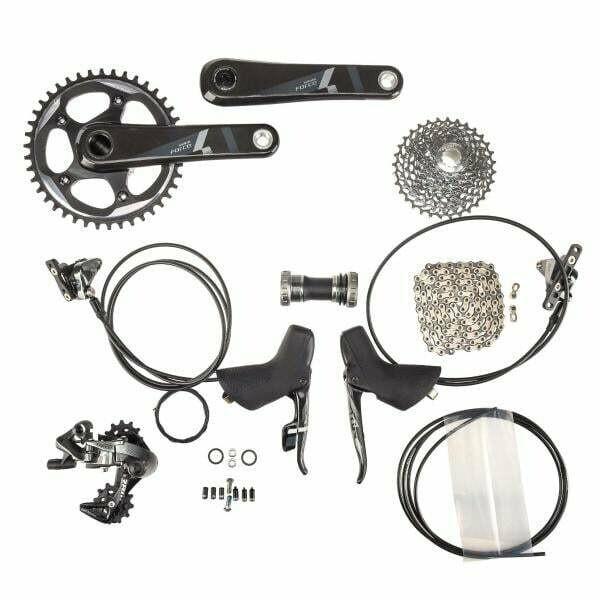 assembling kit Sram Force 1x11 disc brakes