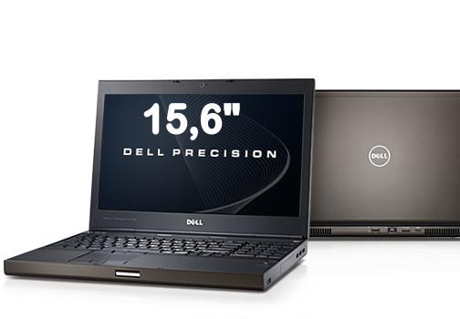 Dell Precision M4600, Core i7, FullHD, NVIDIA Quadro 2000M, SSD-levyllä.  (Grade A-)