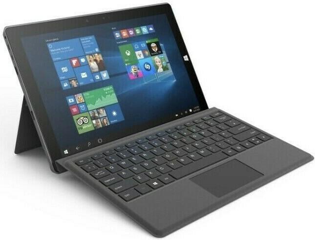 """Microsoft Surface 3 Pro tablettikannettava 12"""" näytöllä.  Intel Core i5-4300U, 8gb / 256gb  / GRADE B"""
