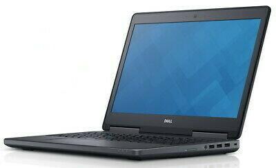Dell Precision M7510 - huippukannettava. 6:th gen i7 (4-Core) 32gb ram/ 512gb SSD