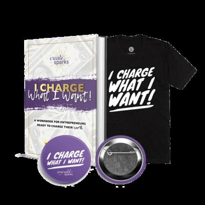 I Charge What I Want Bundle