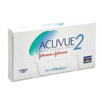 ACUVUE2 6 PACK