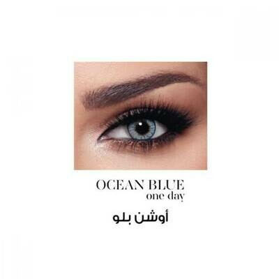 ONE DAY   OCEAN BLUE 2 PACK