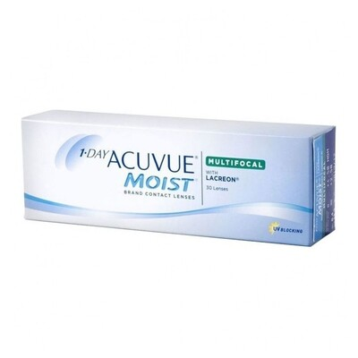 ACUVUE MOIST MULTIFOCAL 30 PACK