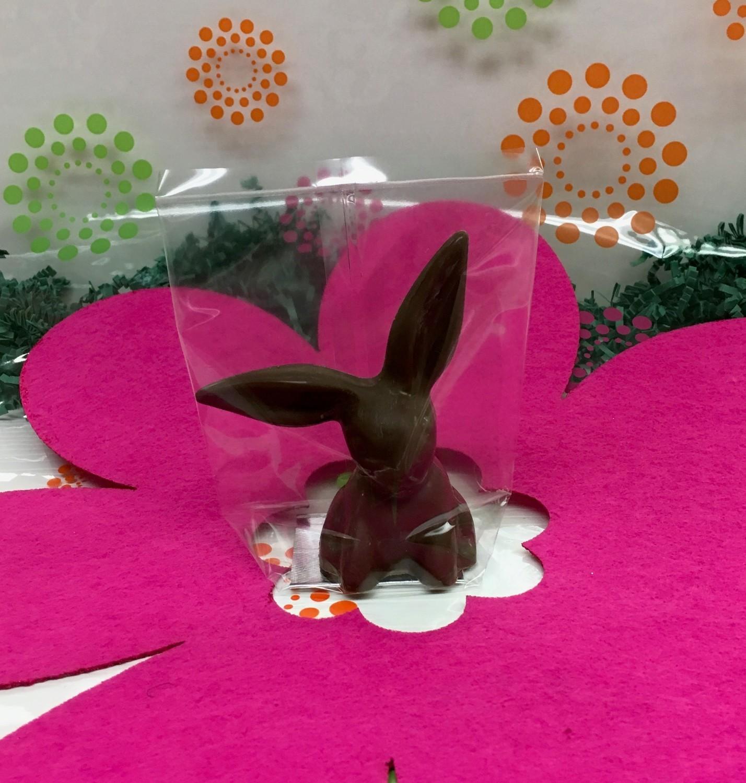 Large Hollow Floppy Ear Bunny .24 lbs