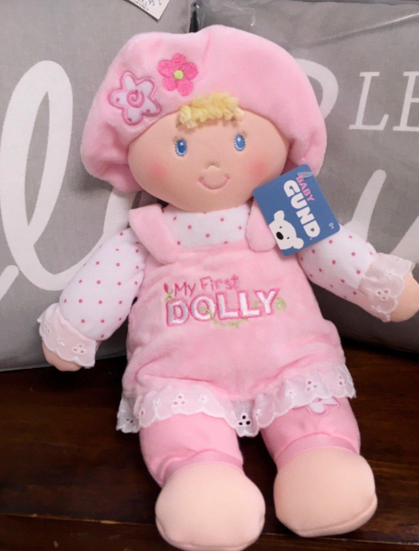 Gund First Dolly.