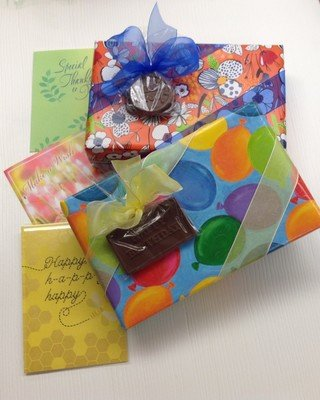 2 Pound Box Assorted with Birthday or Special Occassion Chocolate and Free Card.  Wrap and Shipping Included.