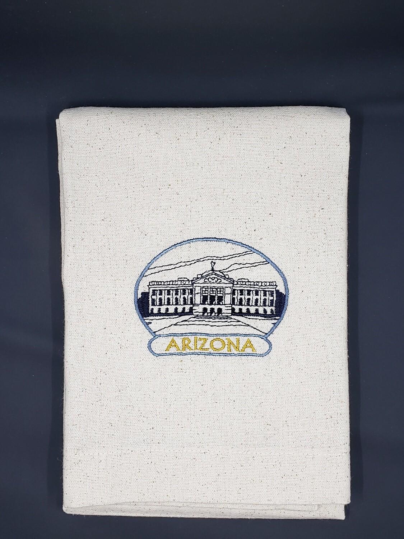 Arizona Capitol Osnaburg Towel