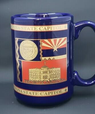 Mug-Cobalt Blue