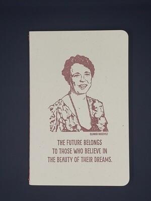 Eleanor Roosevelt notebook