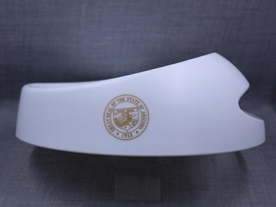 Pet Bowl with State Seal