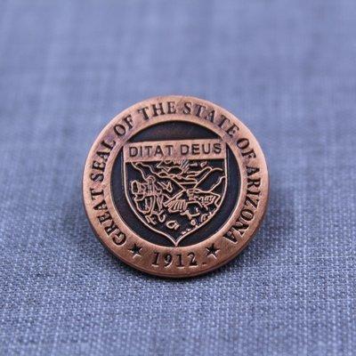 State Seal Lapel Pin