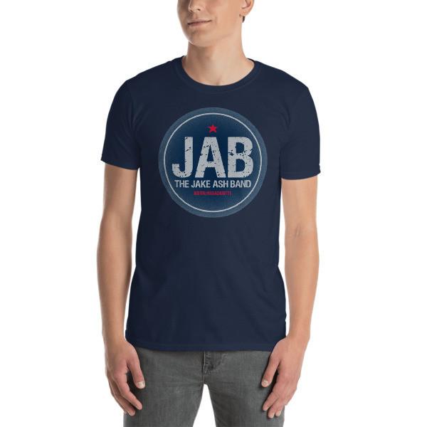 Pats Colored JAB Logo Short-Sleeve Unisex T-Shirt