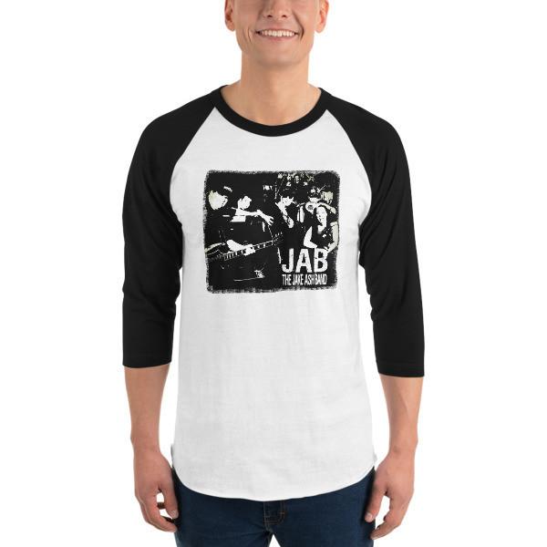 Jake Ash Band 3/4 Sleeve Unisex Concert Shirt! (Multiple Color Options!)