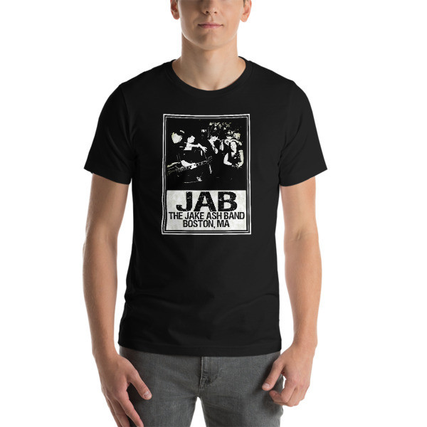 JAB - Boston, MA Short-Sleeve Unisex T-Shirt! (Multiple Colors Available)