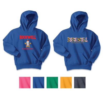Port & Company® - Pullover Hooded Sweatshirt