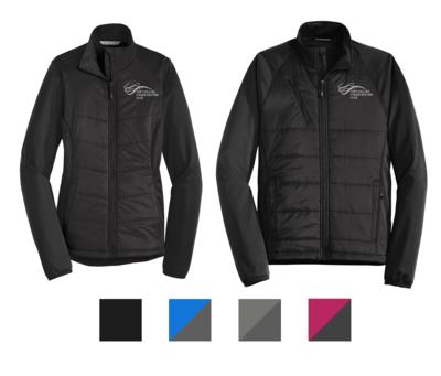 Embroidered Port Authority® Hybrid Soft Shell Jacket - FCFSC