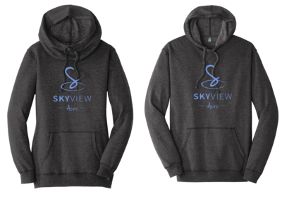 District ® Lightweight Hoodie - Skyview Acro Gym