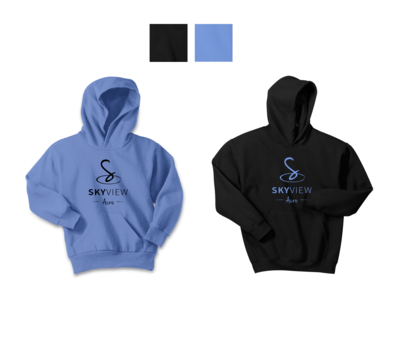 Port & Company® Pullover Hoodie - Skyview Acro Gym