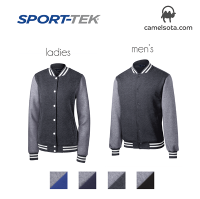 Custom Sport-Tek Fleece Letterman Jackets
