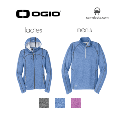Custom OGIO ENDURANCE Pursuit Jacket