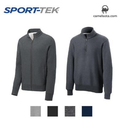 Custom Sport-Tek Super Heavyweight 1/4 and Full Zip Sweatshirts