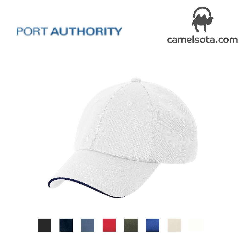 Custom Embroidered Port Authority Dry Zone Cap