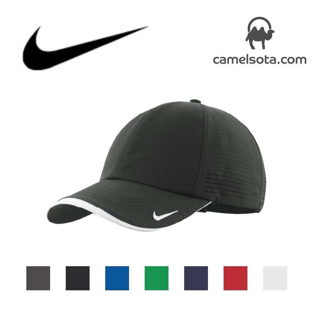 Custom Embroidered Nike Dri-FIT Swoosh Perforated Cap