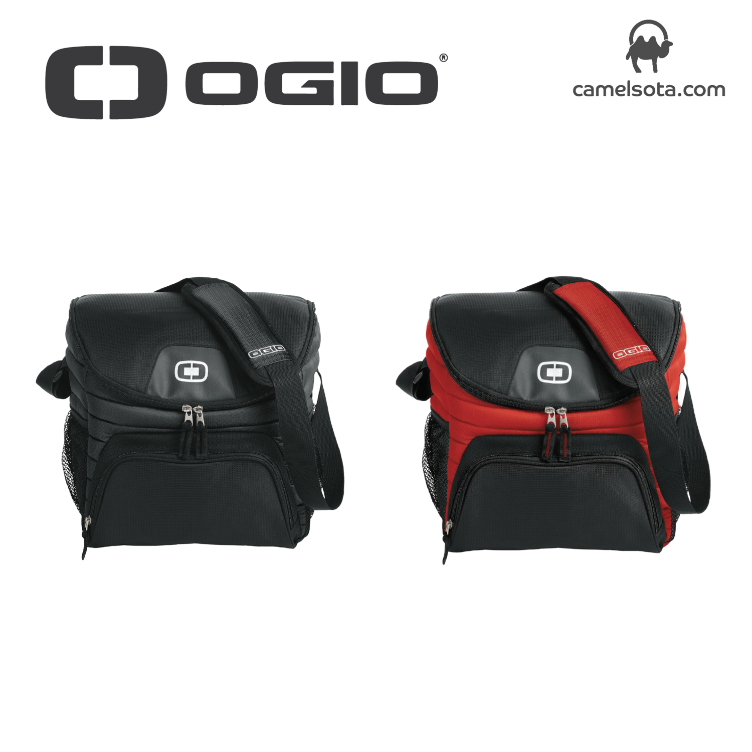 Custom Embroidered OGIO® - Chill 18-24 Can Cooler
