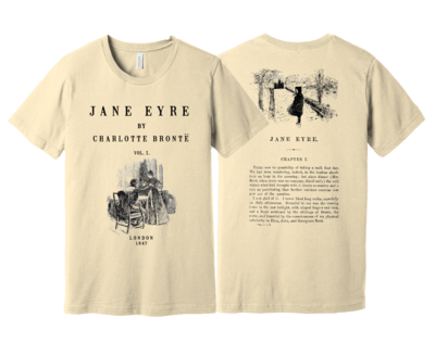 Jane Eyre by Charlotte Bronte Shirt