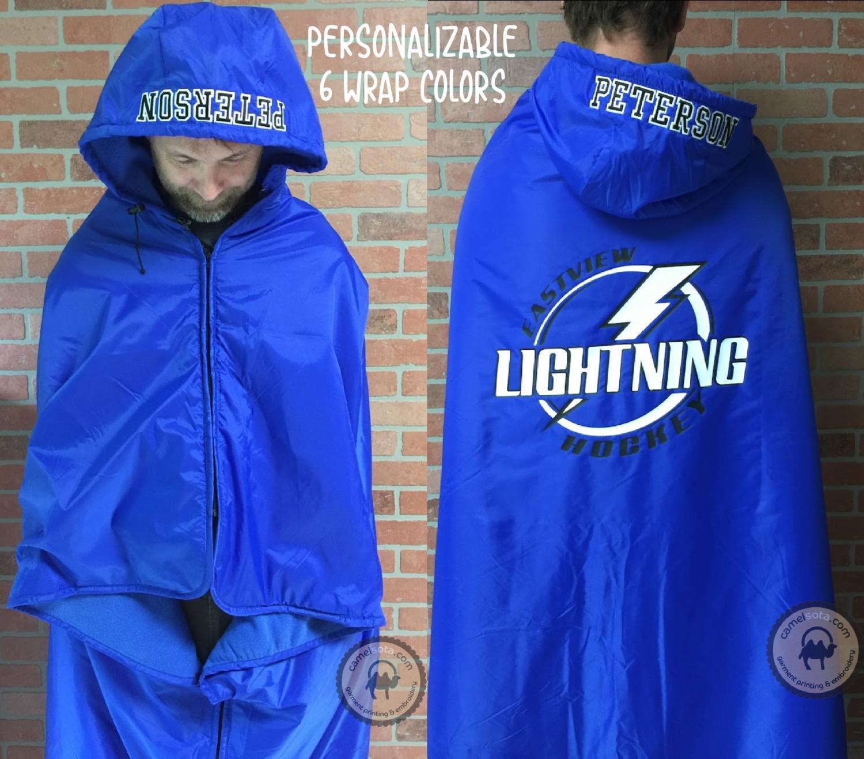 Customized Ultimate Sports Wrap