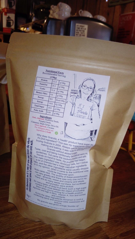 Cinnamon Granola 1kg