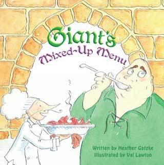 Giant's Mixed-Up Menu