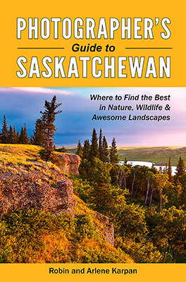 Photographer's Guide to Saskatchewan: Where to Find the Best in Nature, Wildlife & Awesome Landscapes