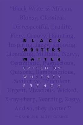 Black Writers Matter
