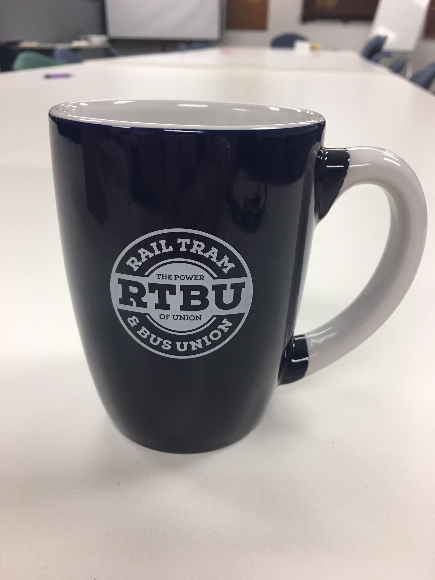 RTBU Ceramic Mug 00020