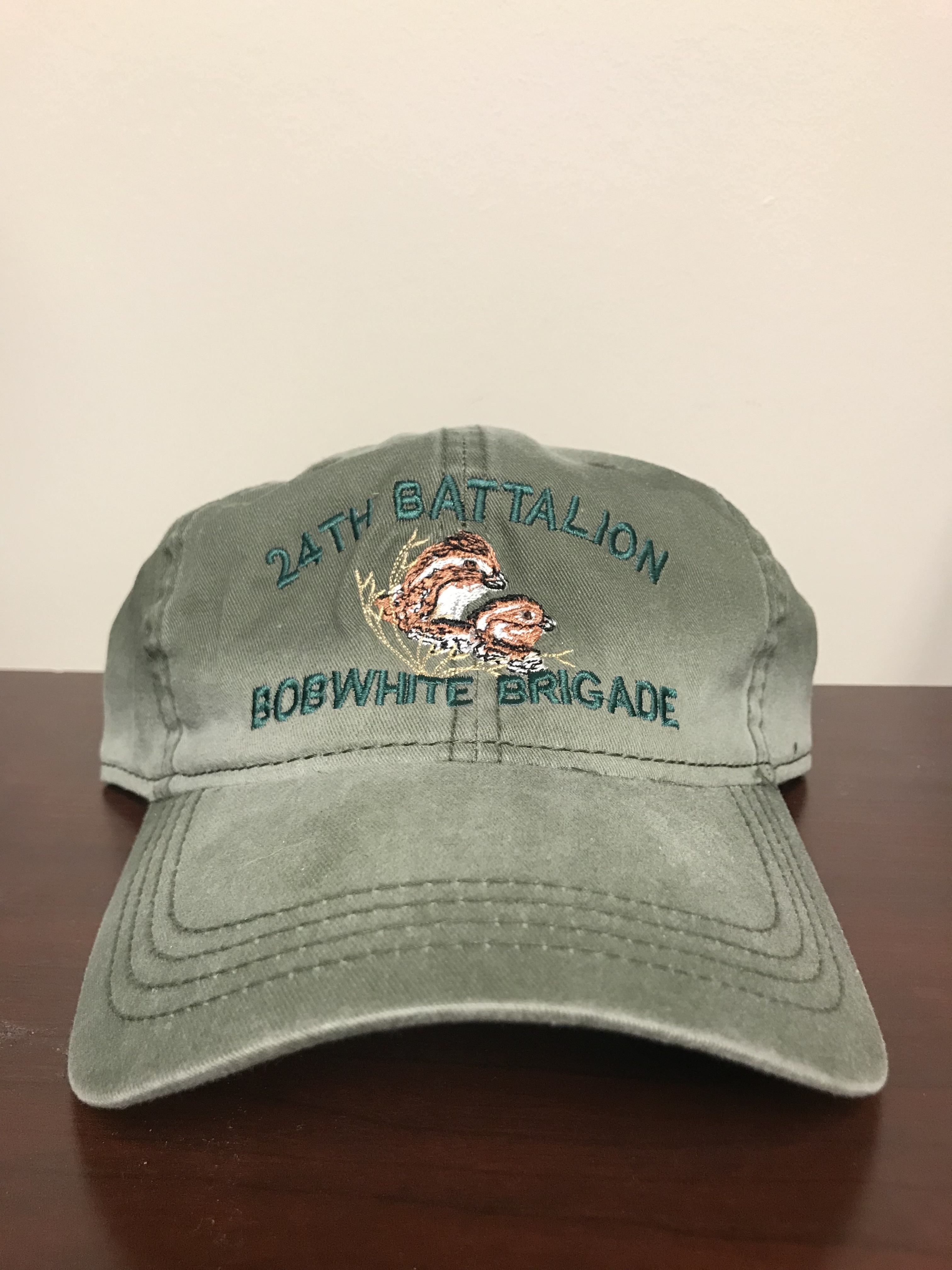 Rolling Plains Bobwhite Brigade 24th Battalion Cap 00028