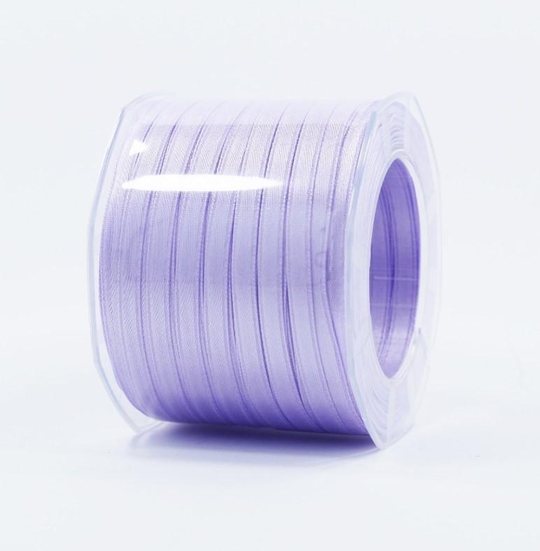 Furlanis nastro di raso glicine colore 67 mm.6 Mt.100