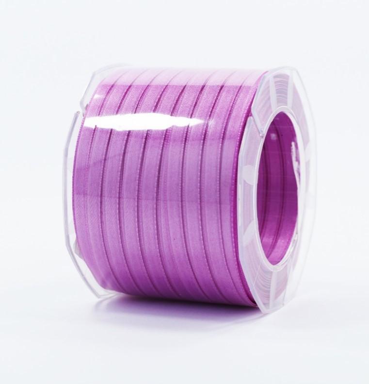Furlanis nastro di raso lilla colore 60 mm.6 Mt.100